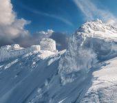 покинута обсерваторія «Білий Слон». Автор фото — Тарас Дутка, CC BY-SA 4.0
